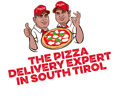 the Pizza delivery expert in South Tyrol